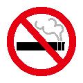 タバコはダメ!