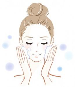 毛穴の洗顔